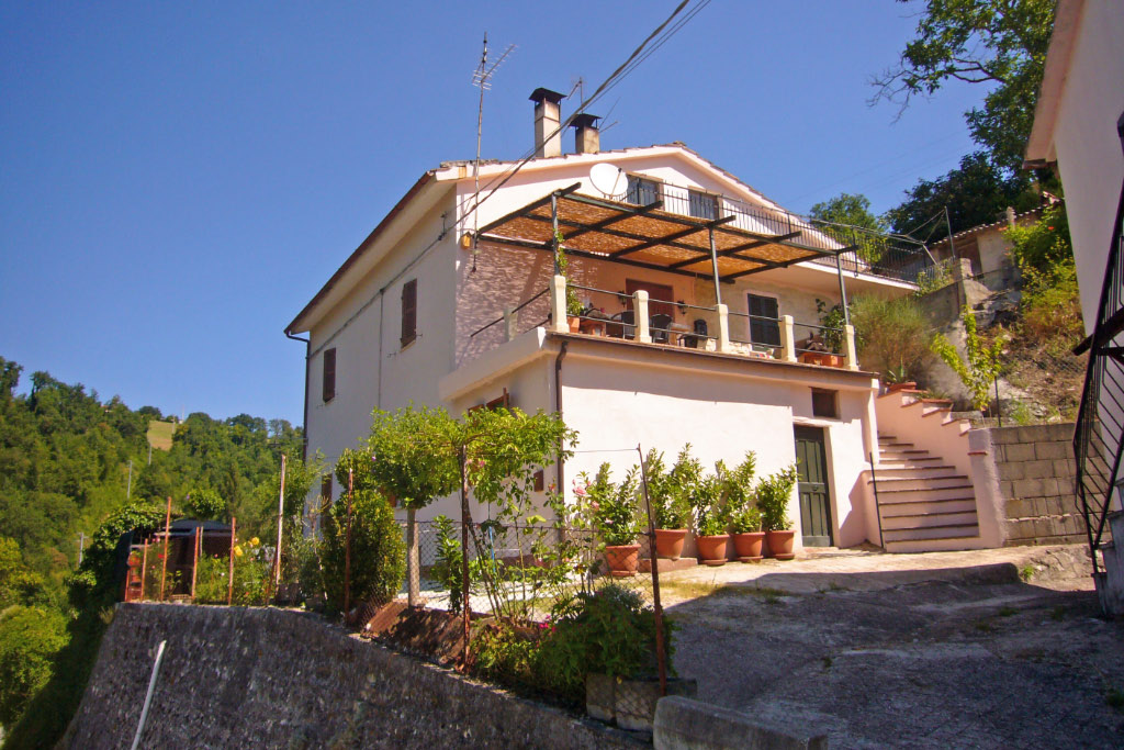 Vakantiehuis Apennijnen